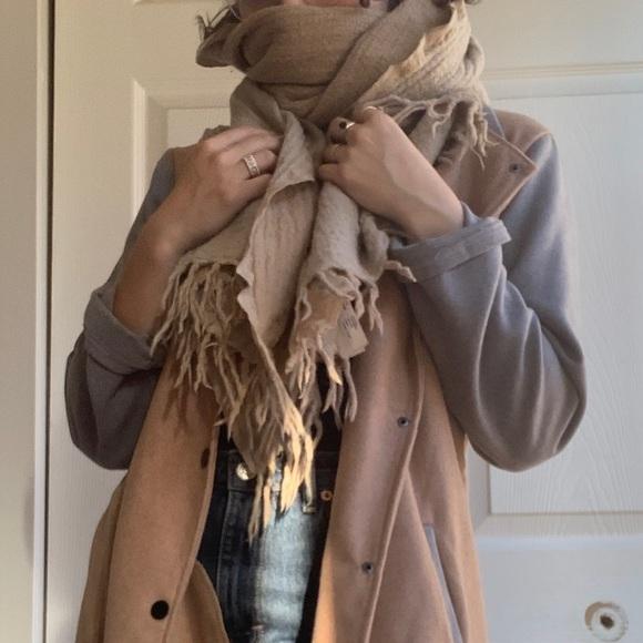 Cozy Wool Scarf
